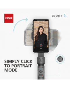Smooth-X Foldable Smartphone Gimbal Stabilizer