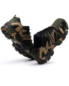 Military Work Boots